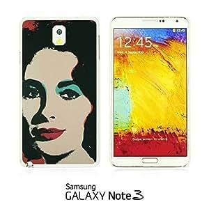 OnlineBestDigitalTM - Celebrity Star Hard Back Case for Samsung Galaxy Note 3 N9000 - Andy Liz