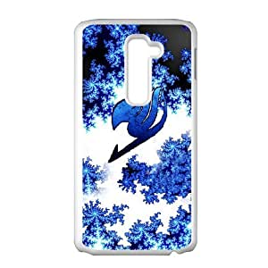 Good Quality Phone Case With HD Fairy Tail Images On The Back , Perfectly Fit To LG G2