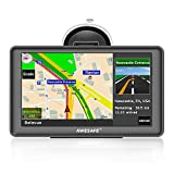 Car GPS Navigation System AWESAFE 7 inch Touch Screen GPS Navigation for car