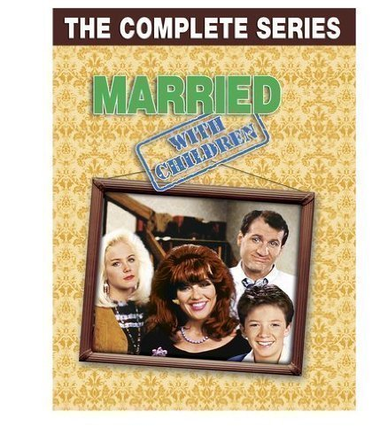 MARRIED WITH CHILDREN - Complete collection - Series 1-11 Dvd Region 2 Extended edition Boxset (Import) by