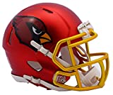 NFL Arizona Cardinals Alternate Blaze Speed Mini Helmet