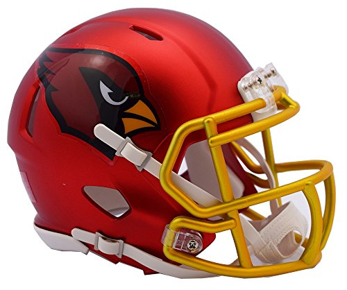 NFL Arizona Cardinals Alternate Blaze Speed Full Size Replica Helmet by Riddell