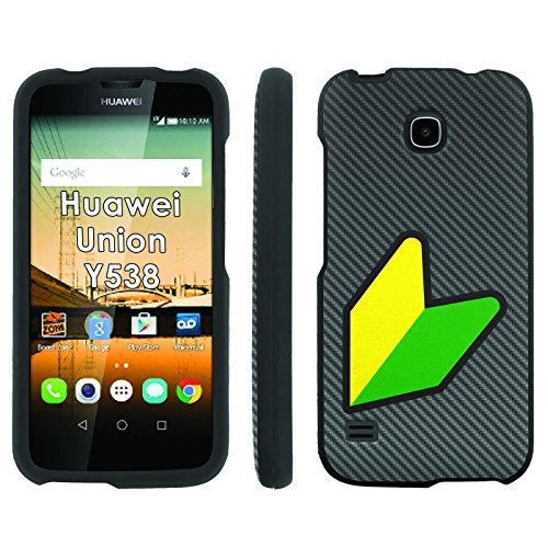 Carbon Fiber JDM Yo - Mobiflare Huawei Union Y538 Slim Guard Armor Phone Case