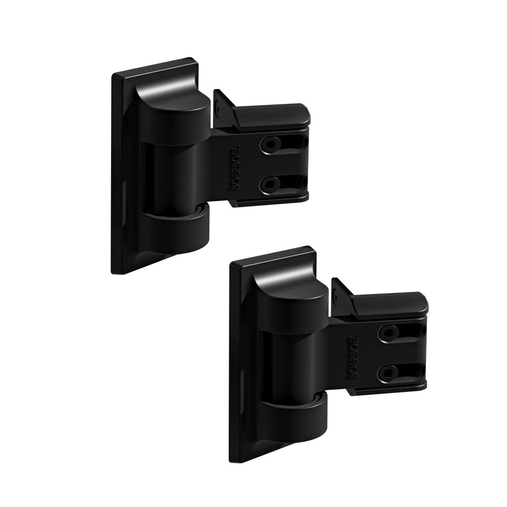 Boerboel Standard Wrap Gate Hinge 73014252 Black(2 pack)