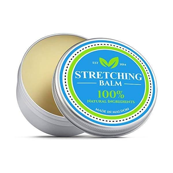 Premium Ear Stretching and Piercing Balm (15ml Tin). Heal, Protect, Lubricate Plugs, Tapers & Expanders Shea Butter, Teatree, Eucalyptus, Jojoba, Hemp Oil and Beeswax