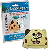 "Leak Puppy Electronic Water Alarm- Detects as little as 1/32"" of Water- Leak Detector Beeps When Battery is Low"