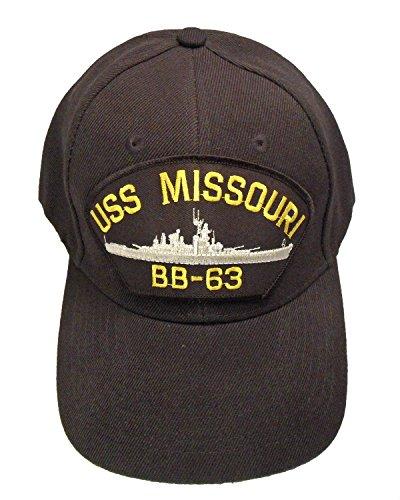 US Navy USS Missouri Ball Cap