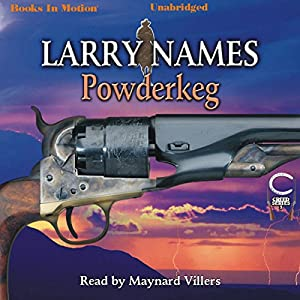 Powderkeg Audiobook