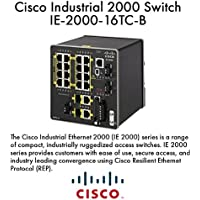 Cisco Industrial Ethernet 2000 Series - Switch - managed - 16 x 10/100 + 2 x combo Fast Ethernet SFP + 2 x Fast Ethernet SFP - DIN rail mountable