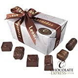 Leonidas Gift Dark Chocolates, 35 Luxury Belgian Chocolate Gift 590g