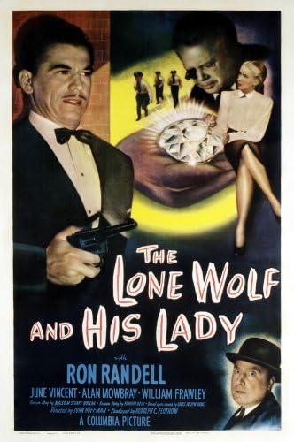 El lobo solitario y su mujer Póster de película 27 x 40 - 69 ...