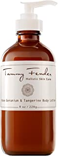 product image for Tammy Fender - Natural Rose Geranium + Tangerine Body Lotion | Clean, Non-Toxic, Plant-Based Skincare (8 oz | 228 g)