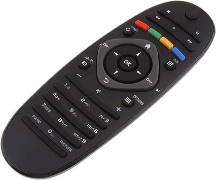 Baoblaze Universal Smart TV Control Remoto para Philips RM-L1070 Mando a Distancia Accesorio: Amazon.es: Electrónica