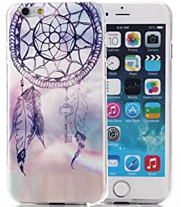 6S,6S Case,iPhone 6S TPU Case,iPhone 6S Phone Case,Carryberry 3D Creative Design Clear TPU Case for iPhone 6S (027)