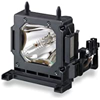Watoman LMP-H201 Original Replacement Projector Lamp with Housing for Sony VPL-HW10 VPL-VW70 VPL-VW90ES VPL-VW85 VPL-VW80 VPL-HW20 VPL-GH10 VPL-HW15 Projectors