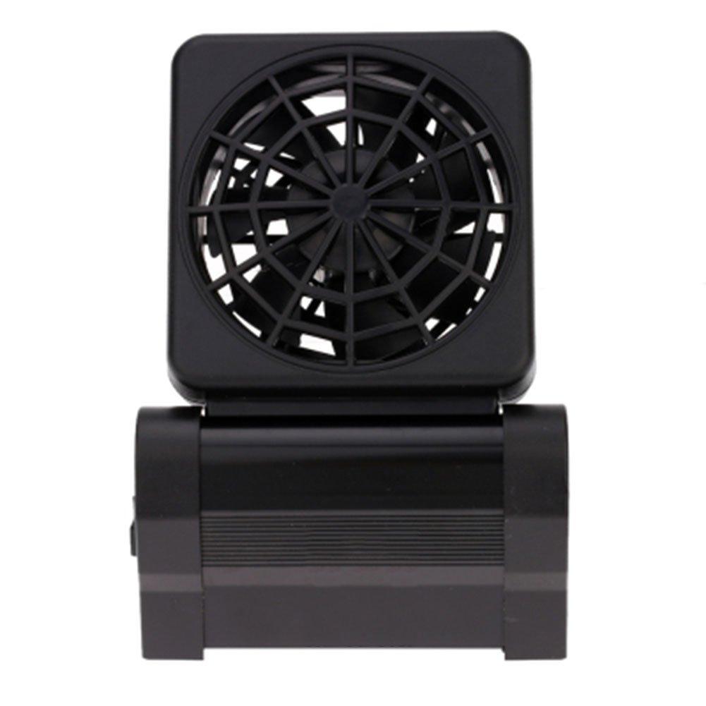 Ventilador electrónico para el Tanque de Pescados, Herramienta de Acuario Que refresca a Fans Fuertes: Amazon.es: Hogar