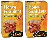 Pamela's Products – Gluten Free Graham Crackers Honey – 7 oz (pack of 2)