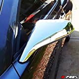 A-PADS Chrome FULL Mirror Covers for Chevy CAMARO 2010-2015 - Chromed Mirrors PAIR