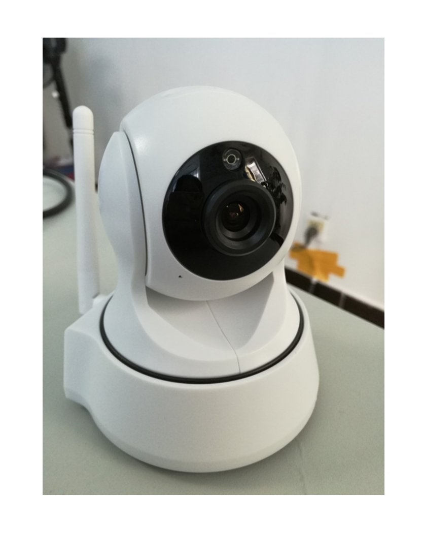 L'oeil Wireless Camera, WiFi Baby Monitor, HD Surveillance Camera