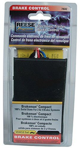 Reese Towpower (74642) Brakeman Timed Compact Brake Control