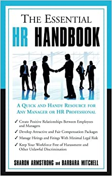 Book Essential HR Handbook: A Quick and Handy Resource for Any Manager or HR Professional
