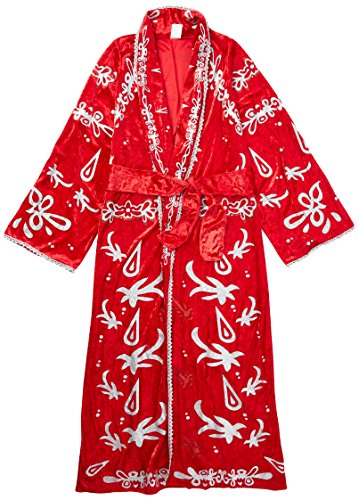 WWE Deluxe Classic Superstar Ric Flair Robe Costume - Wwe Macho Man Costume