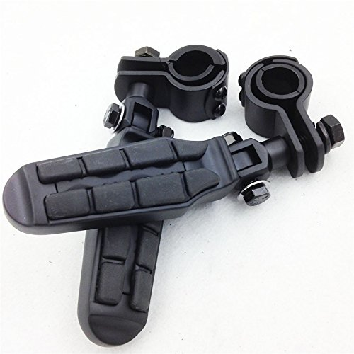 1 1.25 New Highway Radical Tombstone Clamp Foot peg for YAMAHA Roadstar xv1700 moto