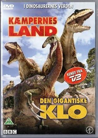 i dinosaurernes fodspor dvd