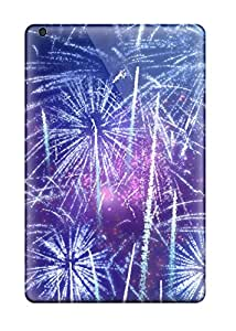 Forever Collectibles Fireworks Hard Snap-on Ipad Mini Cases