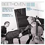 Beethoven: Sonatas for Fortepiano and Cello; Six