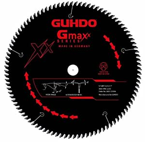 DCT (Special Projects) 2400.120A96 12 -Inch 96 Teeth Carbide Tipped Particle Board Circular Saw Blade