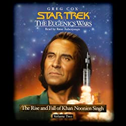 Star Trek: The Eugenics Wars: The Rise and Fall of Khan Noonien Singh, Volume 2