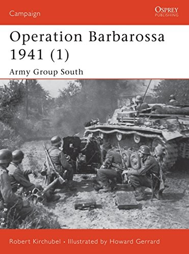 Download Campaign 129: Operation Barbarossa 1941 (1) Army Group South pdf