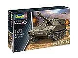 Revell 03305, M109 G, 1:72 scale plastic model kit