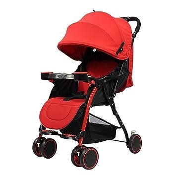 Olydmsky Carro Bebe,Silla de Paseo Puede Sentado en un Cochecito de bebé Plegable: Amazon.es: Hogar