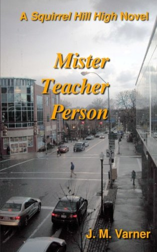 Mister Teacher Person Squirrel Novel product image