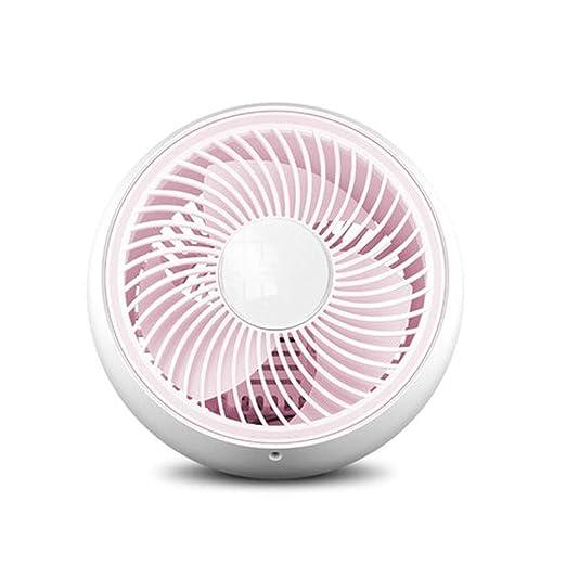 WPCBAA Mini Ventilador Personal portátil de la Fan de Mesa del ...