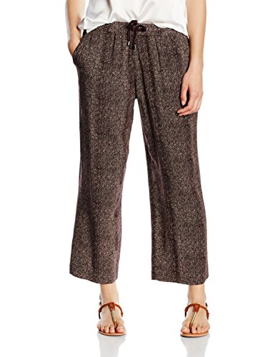 OPUS Mahal, Pantalones para Mujer Rot (dark port 4057)