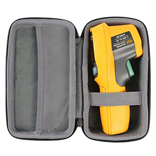 co2crea Hard Travel Case for Fluke 62 MAX/MAX+ Plus Infrared IR Thermometer