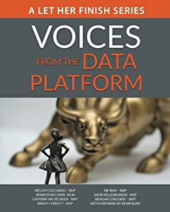 Let Her Finish: Voices from the Data Platform (Volume) (Volume 1)