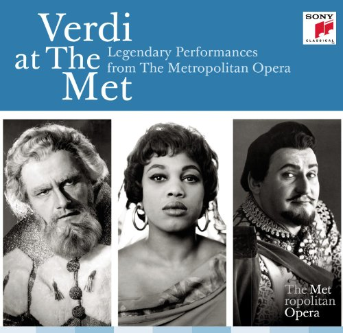 Verdi at the MET: Legendary Performances from The Metropolitan Opera