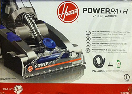 hoover power carpet washer - 9