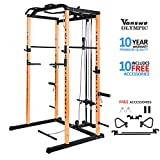 Best Fitness Flat Incline Decline Folding Benches - Fitness Power Rack Power Cage Home Gym Equipment Review