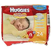 Huggies Little Snugglers Disney Baby Sz Newborn 24 Ct by Kimberly-Clark