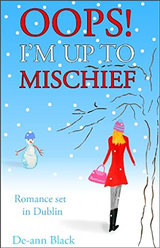 book cover of Oops! I\'m up to Mischief