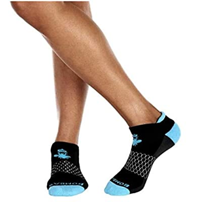 Bombas Women's Originals Ankle Socks, Best (electric/blue, medium) at Women's Clothing store