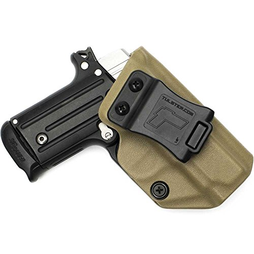 Sig P238 Holster - Tulster IWB Profile Holster (Coyote Br...
