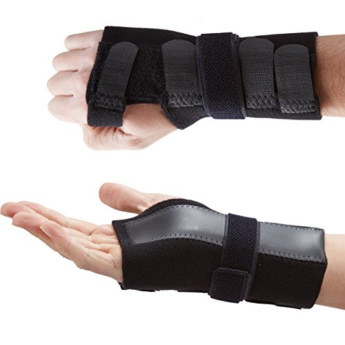 Actesso DELUXE Wrist Support Splint - Pain Relief from Carpal Tunnel,...