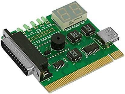 halo888 PC placa base USB & PCI Analizador de Tarjeta de ...