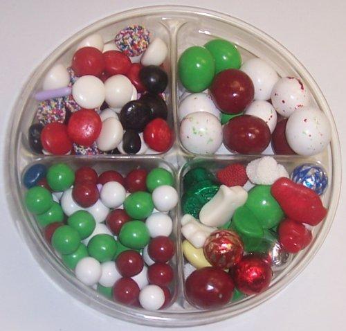 Scott's Cakes 4-Pack Deluxe Christmas Mix, Dutch Mints, Christmas Malt Balls, & Licorice Mix
